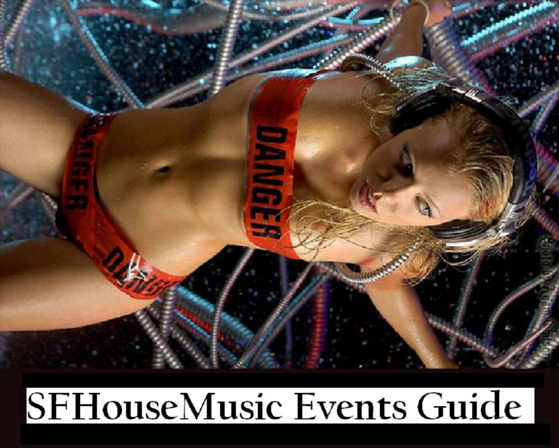 SF House Music Event Guide